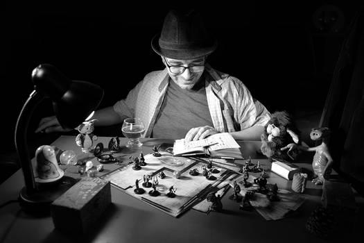 Retratos de cuarentena: DnD