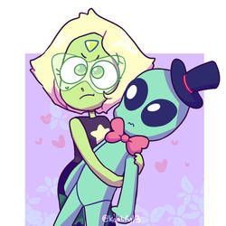 peridot thing by Koalify13