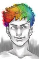 Pride by artofdroth