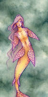 tropical merman