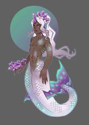 crystal merman (OPEN) by artofdroth