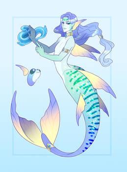 sky-blue hairstreak Lepidaemos w/m (OPEN)