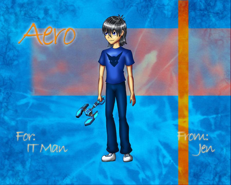 Aero for ITMan by FalluVaud
