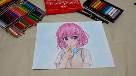 Momo - To love ru darkness by usui-pm