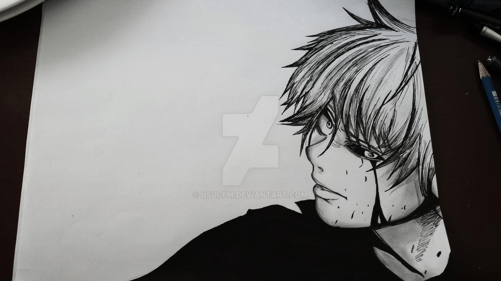 Tokyo Ghoul By Usui-pm On DeviantArt
