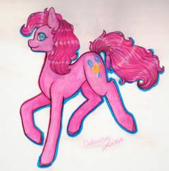Pinkie Pie by mylittledeadbunny