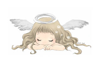 angel by mogimogi