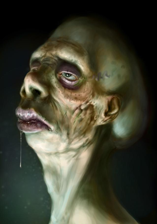 portret 3 by Verehin