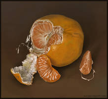 Tangerine by Verehin