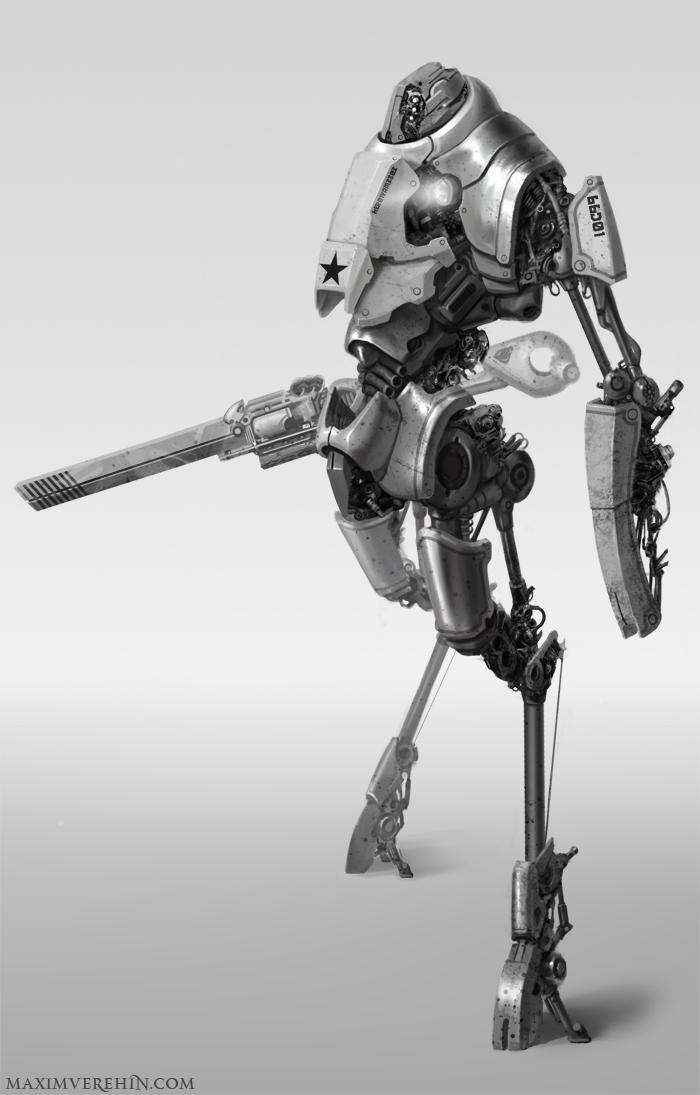 Robo01 by Verehin