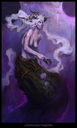 Rangda the Demonqueen by Verehin