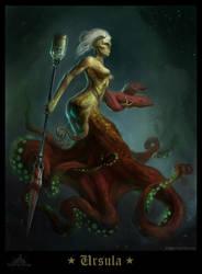 Ursula by Verehin