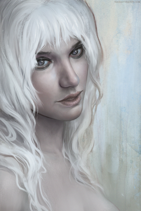 White hope by Verehin