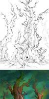 Treehouse - Steps