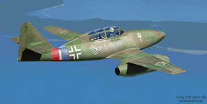Me 262 Study