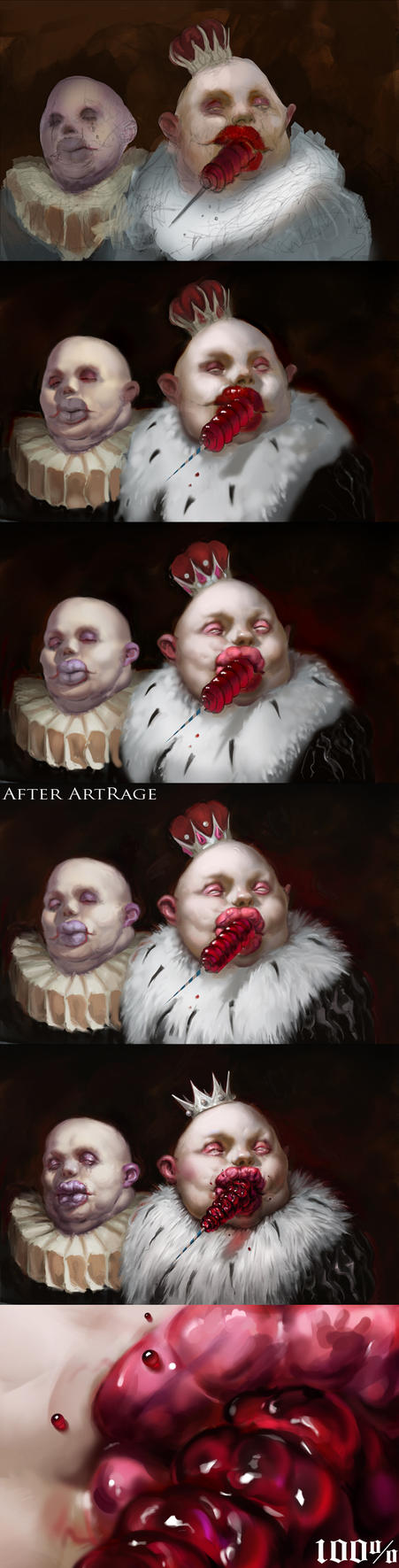Michael Hussar Tribute - Steps by Verehin