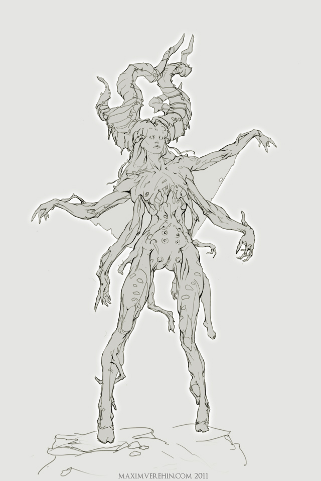 Horny mommy by Verehin