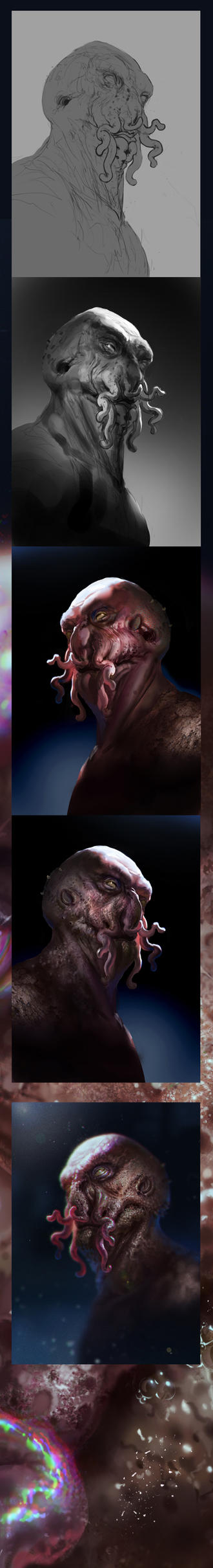 Dr. Zoidberg process by Verehin