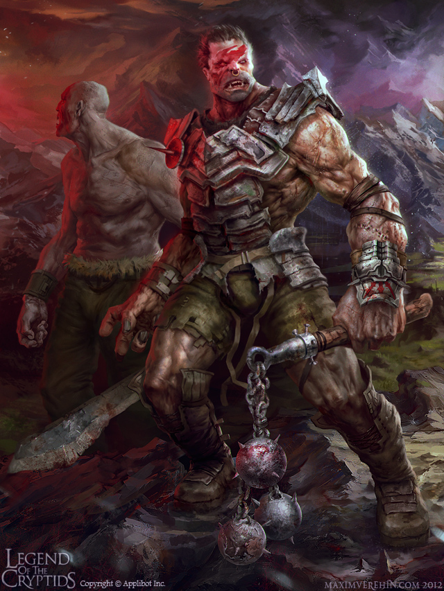 Nightwalker Orc by Verehin