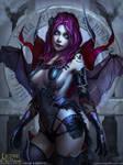 Halloween special- Demon girl