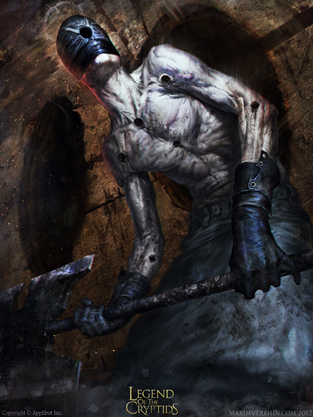 White Bellator by Verehin