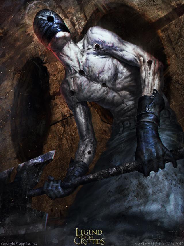 White Bellator by Verehin