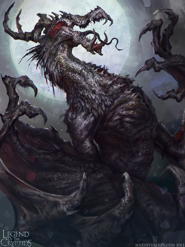 Black Dragon by Verehin