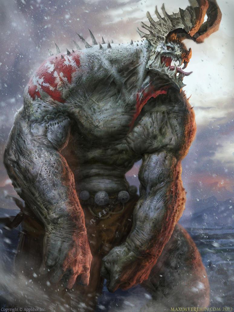 Evil Beast by Verehin