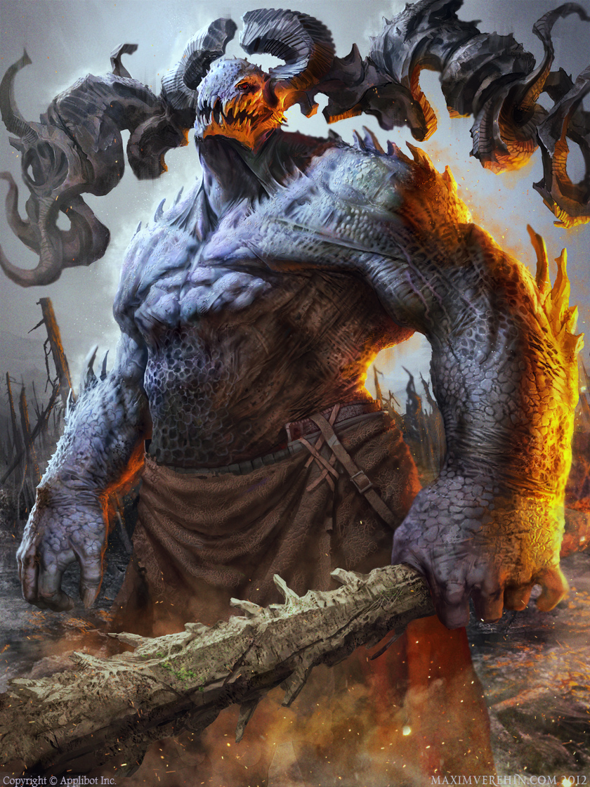 Evil Beast Advanced by Verehin