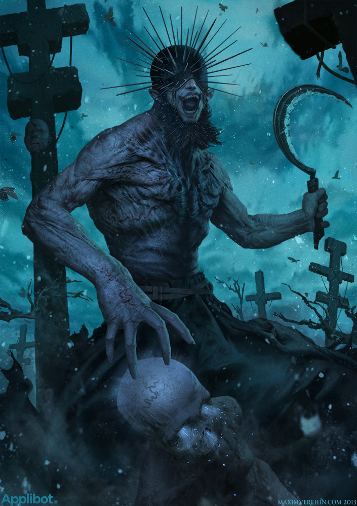 Sudd who Seeks Knowledge by Verehin