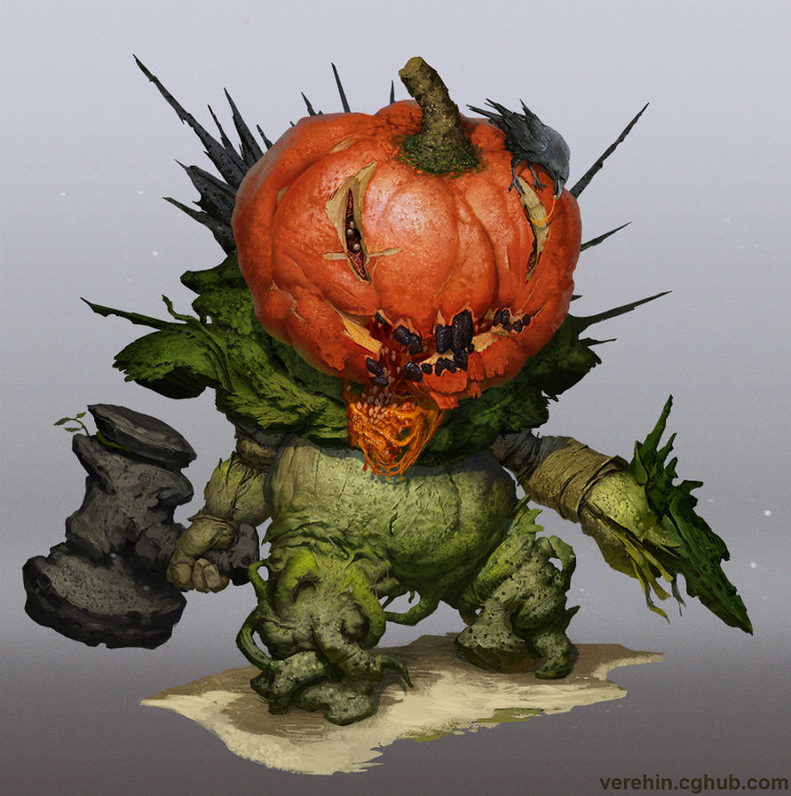 Pumpkin by Verehin