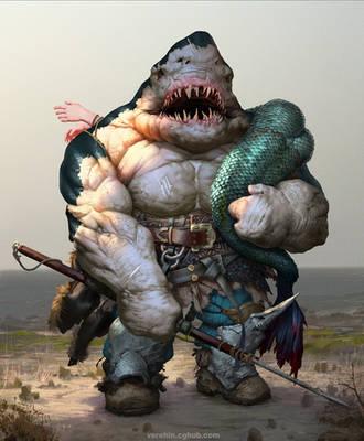 SharkDay by Verehin