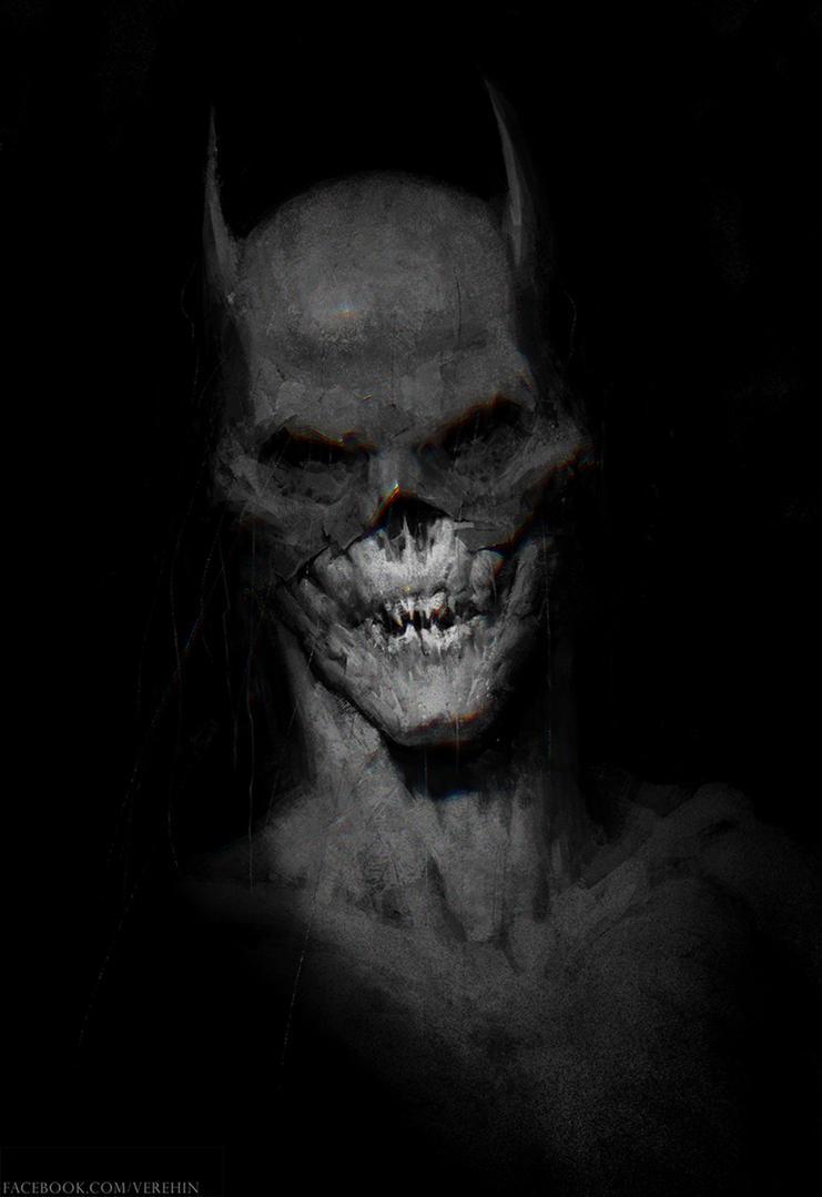 Batman by Verehin