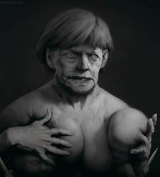Portrait by Verehin