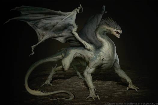 Dragon for Spellforce 3