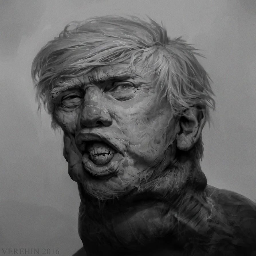 Mr.Drump by Verehin