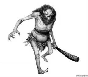 Caveman by Verehin