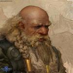 Gnome portrait