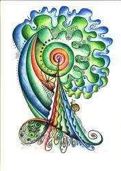 Energy Flow by bluevelvetine