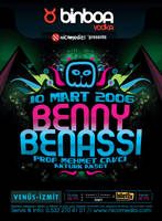 Benny Benassi At Venus izmit by can