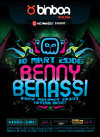 Benny Benassi At Venus izmit