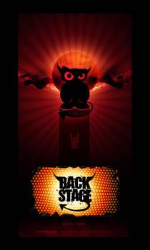 Back Stage Rock Bar Logo
