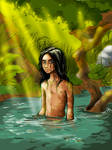 Mowgli again