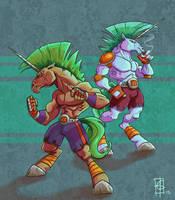 BOF3 unicorns