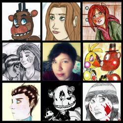 Art vs Artist meme by AllyN-One