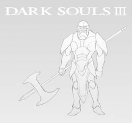 Dark Souls: Temple Guard