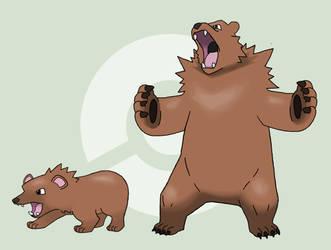 Pokery: Bears