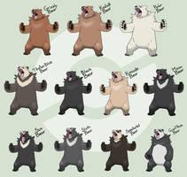 Pokery: Bear Family