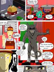 Grita  the Reaper Versus Quint Page 1