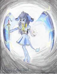 Digital Magic by Chaotic-Kyubi